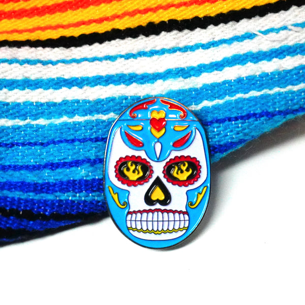 Blue Demon Azucarado Pin