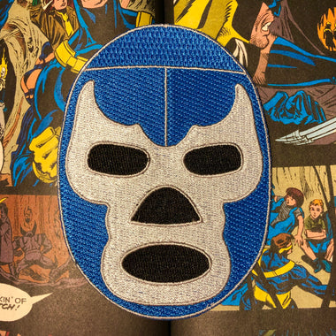 Blue Demon Patch