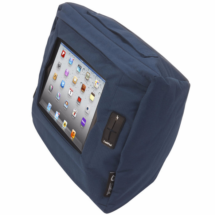Mobiletoyz CushPad - The comfy safe cushion Pillow Stand / Holder made for your iPad