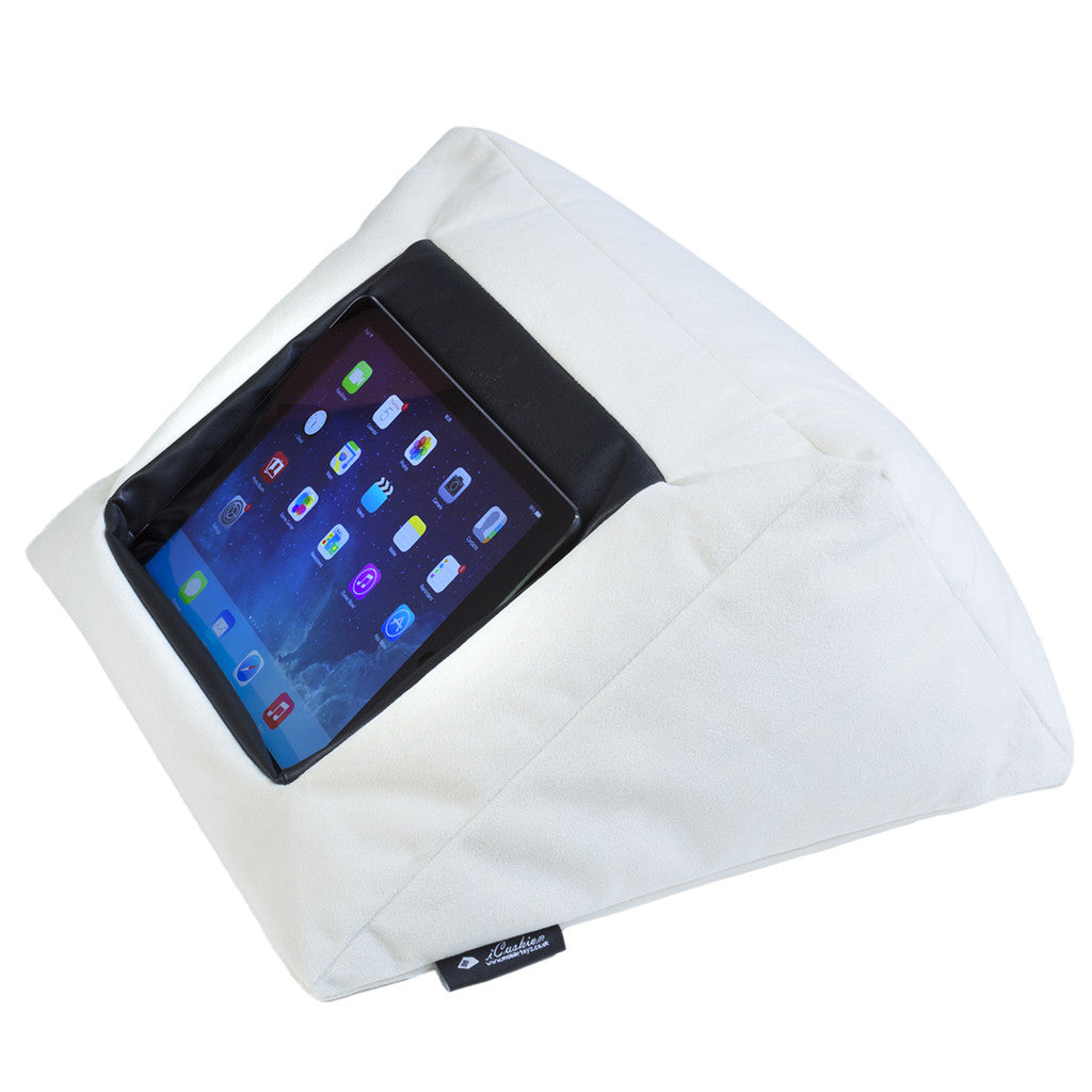 ipad bed pillow cushion stand holder for your ipad the  : iCushion1024101024x1024 from www.mobiletoyz.co.uk size 1024 x 1024 jpeg 90kB