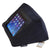 iCushion iPad Cushion Pillow Stand /Holder Velvet BLACK
