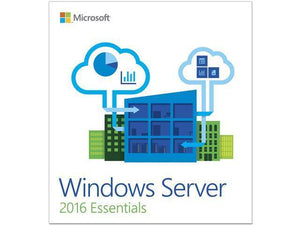 Microsoft Windows Server 2016 Essentials Key Code Download - NerdzPlanet