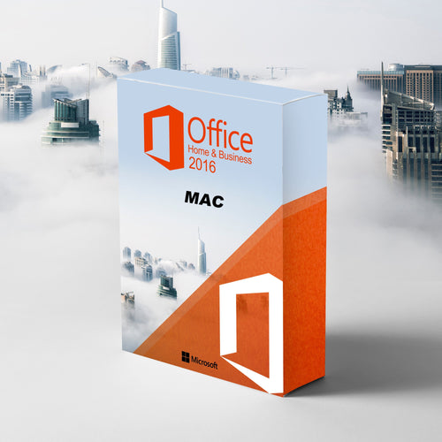 Refurbished Microsoft Office Home and Business 2016 1 Mac Key Code Download