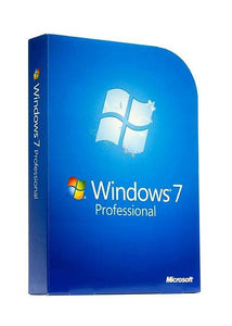 Microsoft Windows 7 Pro for 1 PC Key Code Download - NerdzPlanet