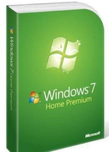 Microsoft Windows 7 Home Premium for 1 PC Key Code Download - NerdzPlanet