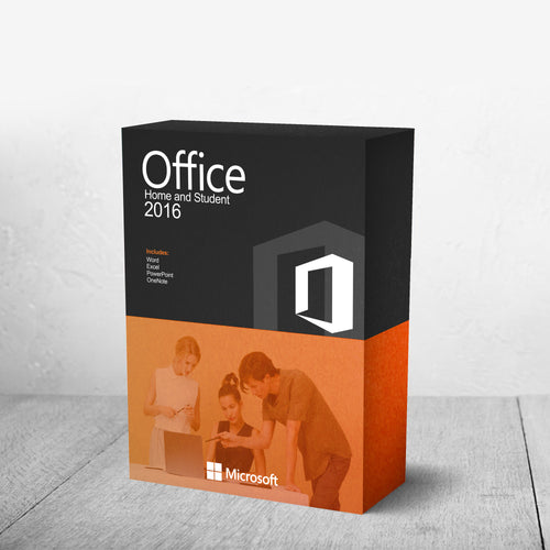 Refurbished Microsoft Office Home and Student 2016 1 PC Key Code Download