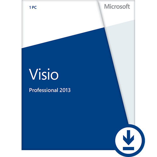 Refurbished Microsoft Visio 2013 Professional