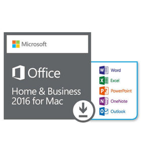 Microsoft Office Home and Business 2016 1 Mac Key Code Download - NerdzPlanet