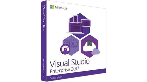 Microsoft Visual Studio 2017 Enterprise Key Code Download - NerdzPlanet
