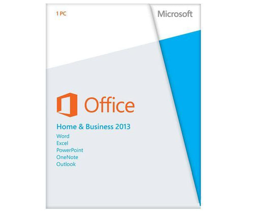 Microsoft Office Home and Business 2013 1 PC Key Code Download - NerdzPlanet