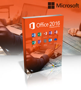 Refurbished Microsoft Office Professional Plus 2016 1 PC Key Code Download