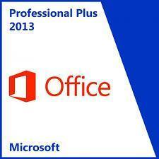 Microsoft Office Professional Plus 2013 1 PC Key Code Download - NerdzPlanet