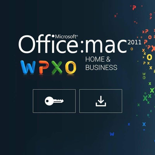Microsoft Office Home and Business 2011 Mac Key Code Download - NerdzPlanet