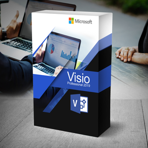 Refurbished Microsoft Visio 2019 Professional
