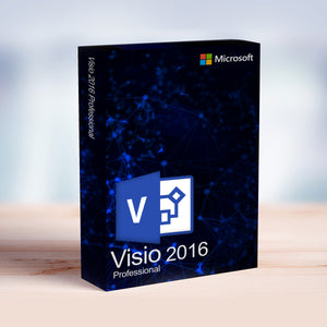 Refurbished Microsoft Visio 2016 Professional