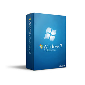 Refurbished Windows 7 Professional 32 Bit DVD + COA