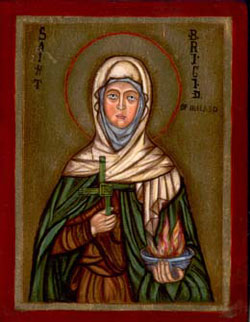 Saint Bridget of Ireland