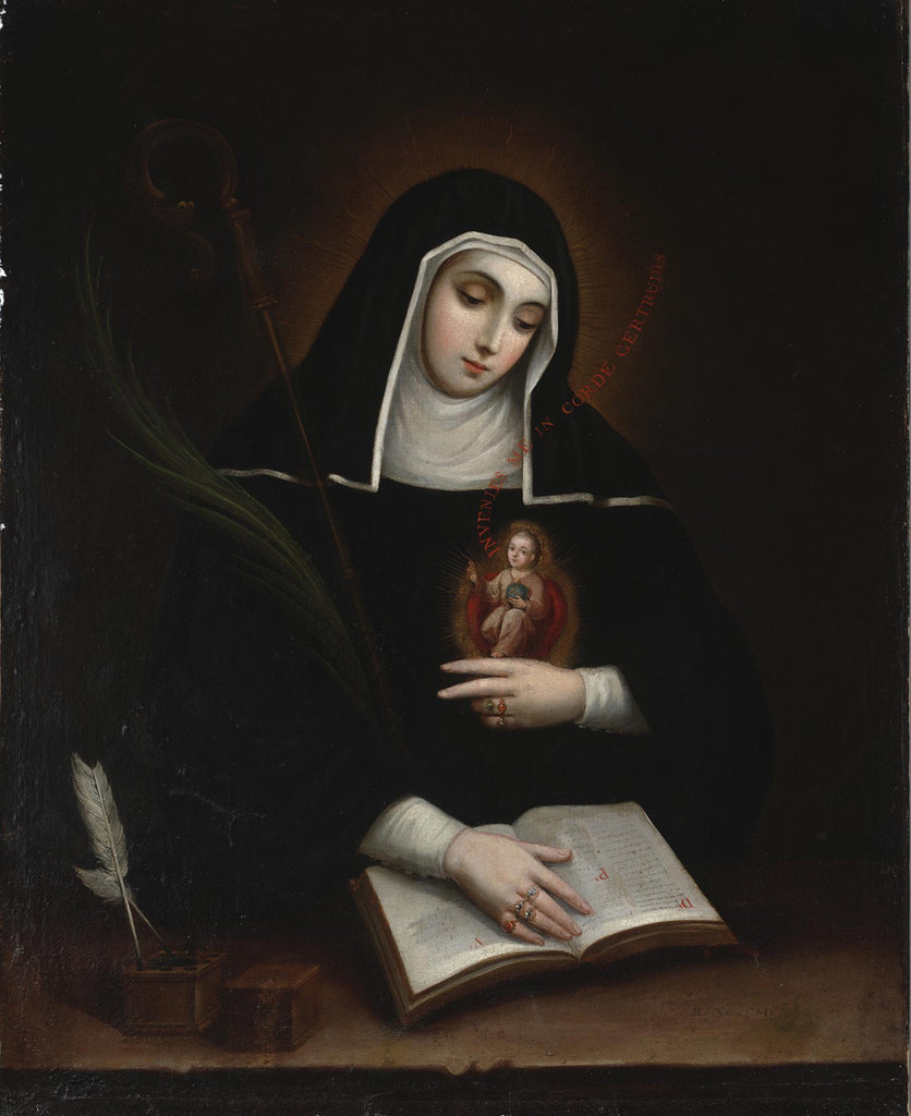 Saint Gertrude of Neville