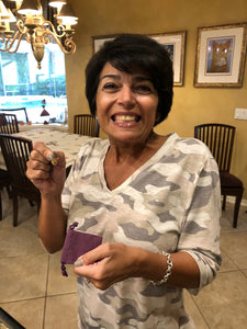 "Paraphrasing Queen B, ""I woke up like this?"" Here are 2 Excellent Pictures and a Very Nice Note! We got the coolest note and pictures from Toni Ann in Florida (but born and raised in New Jersey) today!"
