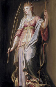 Saint Margaret of Antioch