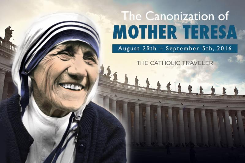 Mother Teresa Canonization, News, and Free Gifts from Rome