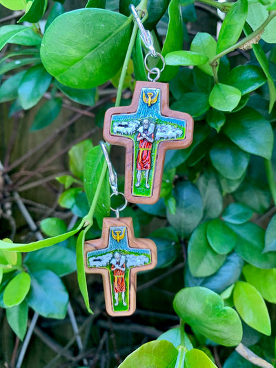 First Come, First Served: Pectoral Cross of Pope Francis, Parable of the Lost Sheep & Special Offer