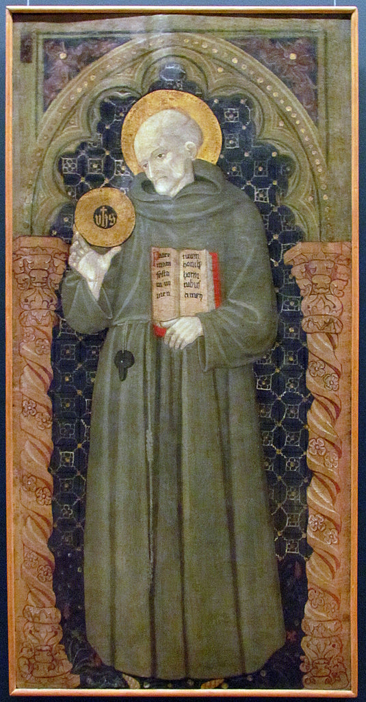 Saint Bernadino of Siena