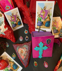 "New Prayer Boxes, Gratitude Boxes, Walt Whitman's ""Song of Myself"""