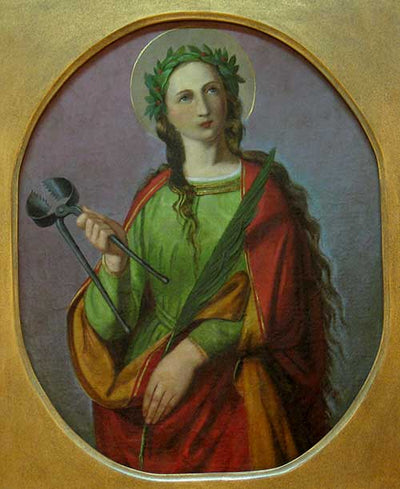 Saint Apollonia