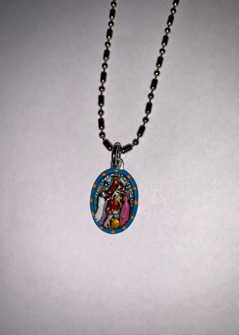 Our Lady Of the Most Holy Rosary Medal