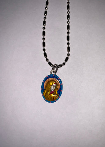 Our Lady Of Sorrows Medal