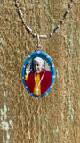 Pope Francis, Hand-Painted Medal, The People's Pope, Catholic Renaissance