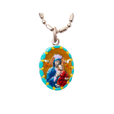 Our Lady of Perpetual Succor Medal