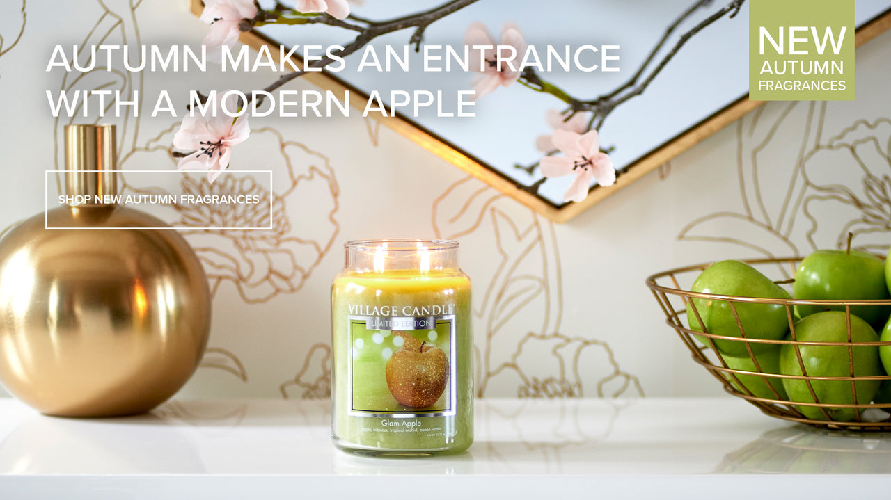 Shop New Autumn Fragrances