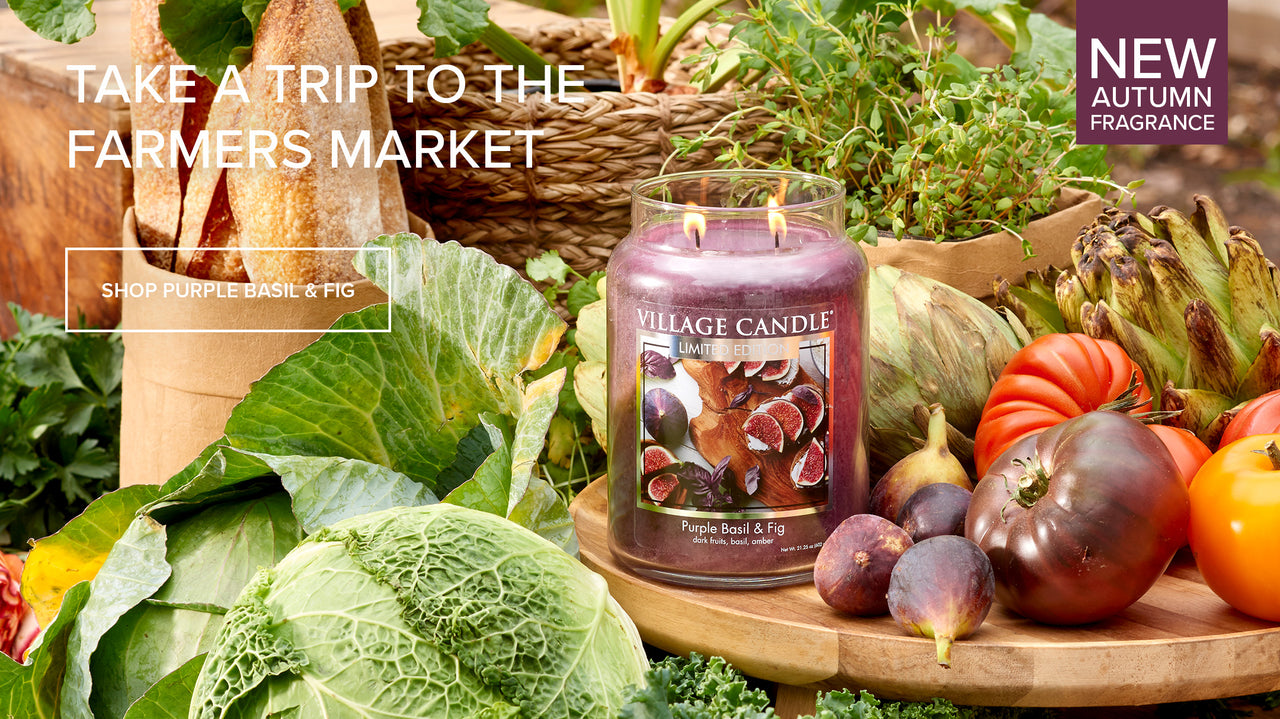 Shop Purple Basil & Fig