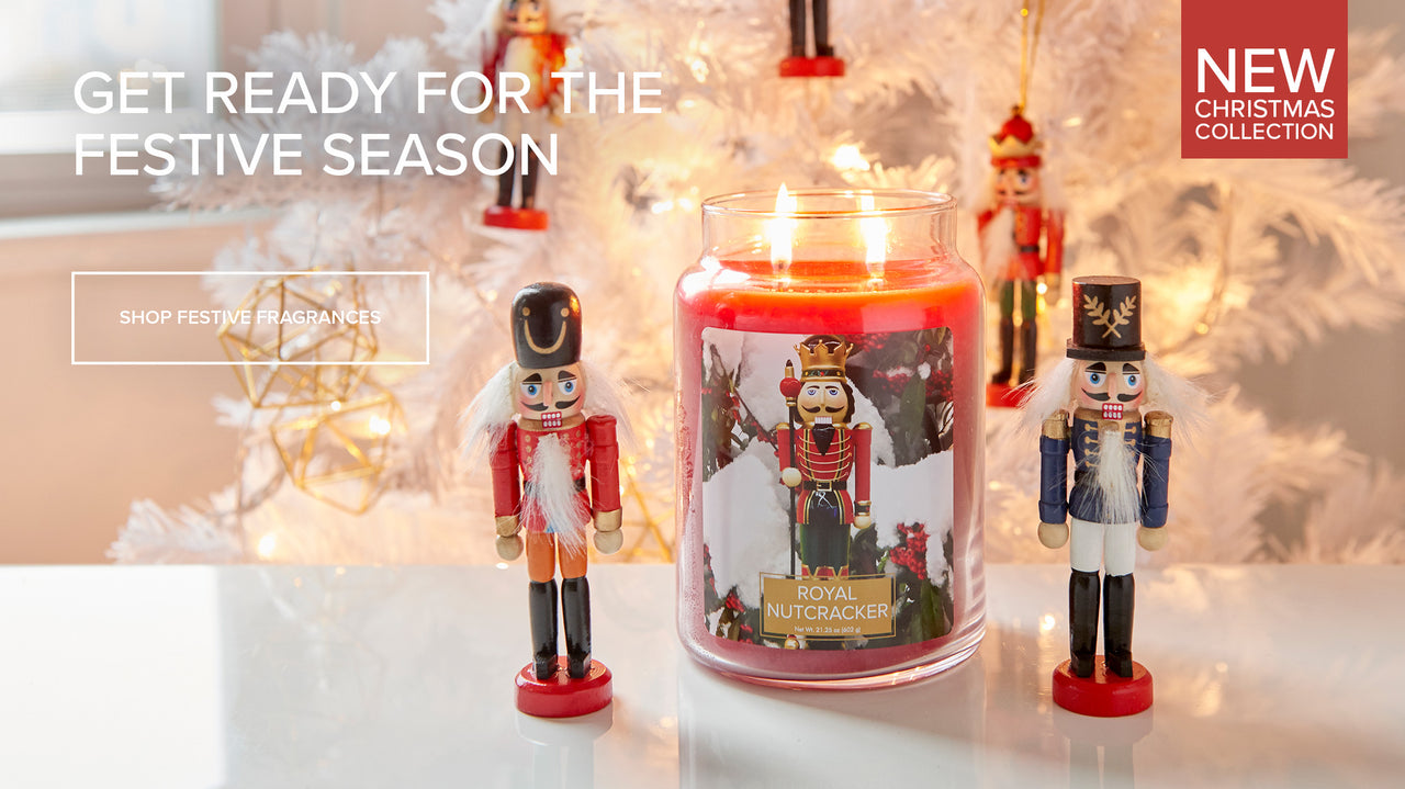 Shop Festive Fragrances