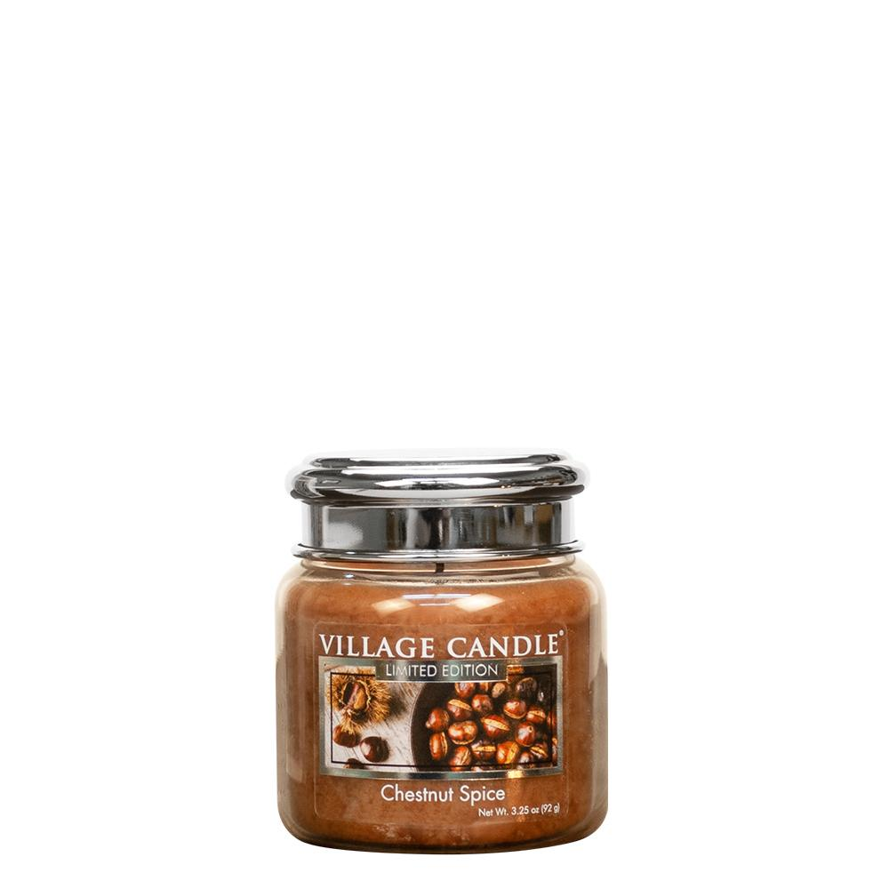 Chestnut Spice Petite Glass Jar Limited Edition ML