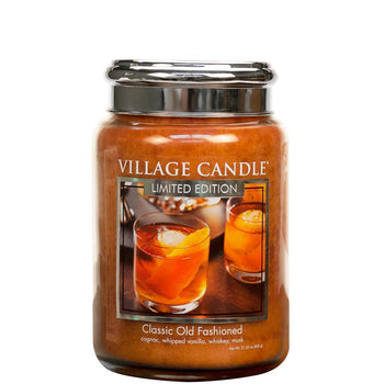 Classic Old Fashioned Large Glass Jar Limited Edition ML