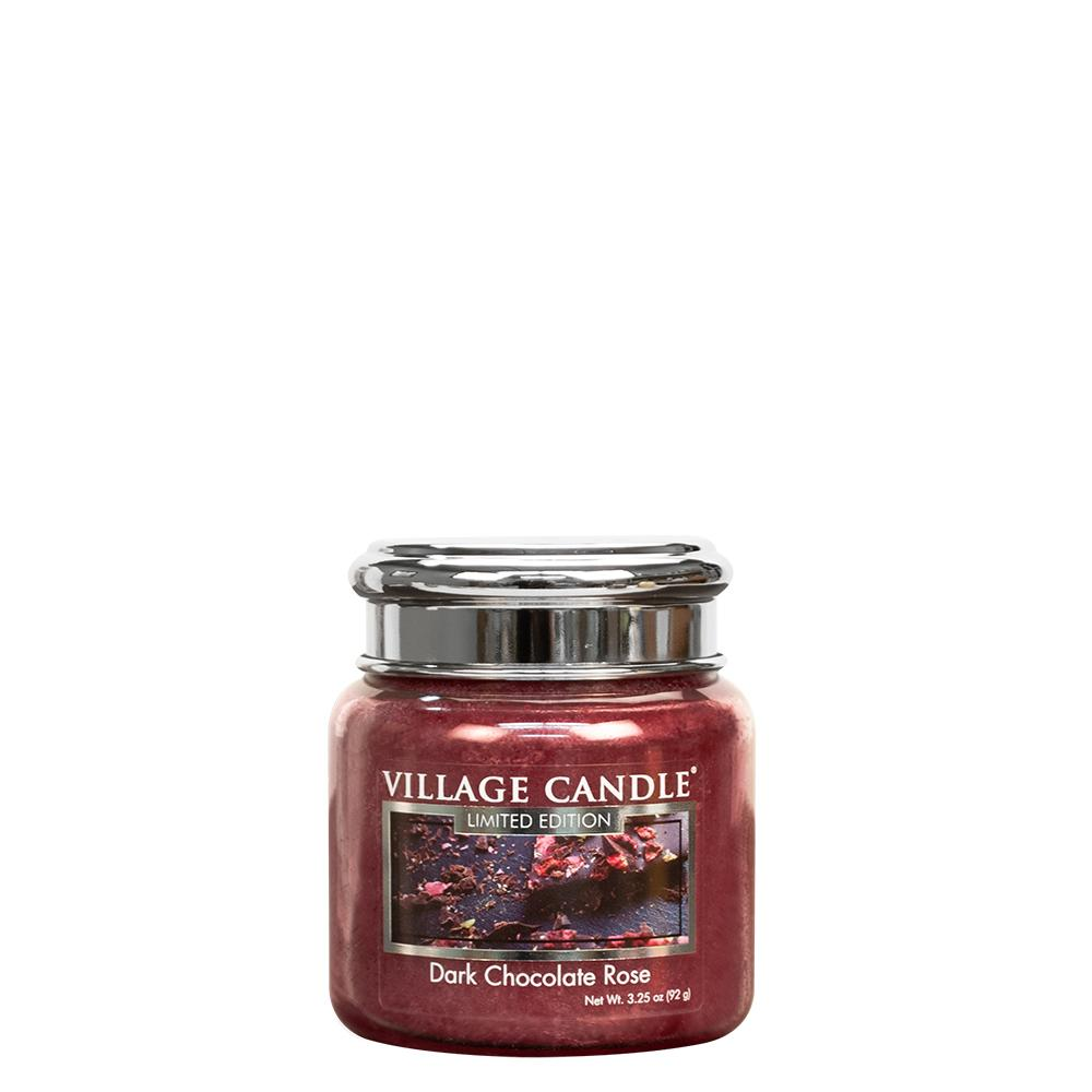 Dark Chocolate Rose Petite Glass Jar Limited Edition ML