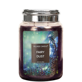 Fairy Dust Large Glass Jar Fantasy
