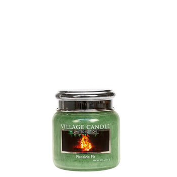 Fireside Fir Petite Glass Jar Limited Edition ML