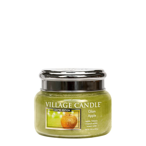 Glam Apple Small Glass Jar Limited Edition ML