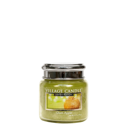 Glam Apple Petite Glass Jar Limited Edition ML