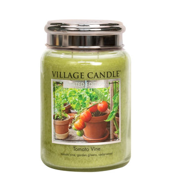 Tomato Vine  Large Glass Jar Limited Edition ML