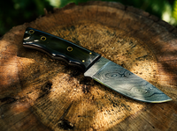 Damascus steel Hunting Knife