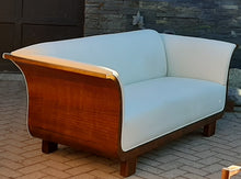 Load image into Gallery viewer, Danish Art Deco Sofa in style of Frits Henningsen for 1/5 th price!