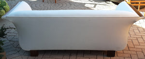 Danish Art Deco Sofa in style of Frits Henningsen for 1/5 th price!