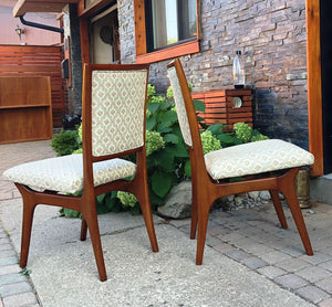 For only ONE family- Exceptional Kagan style Walnut MCM Dining Suite - Mid Century Modern Toronto