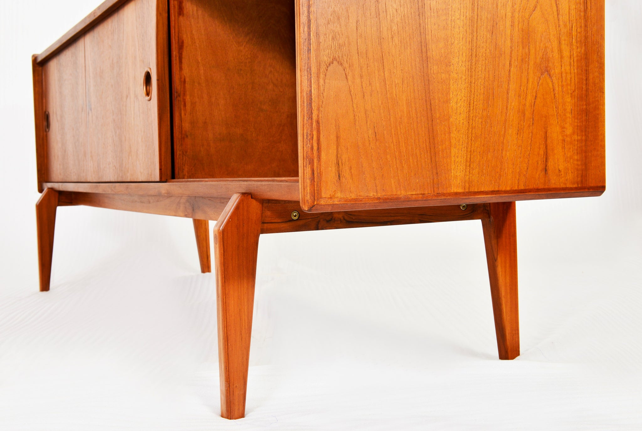 Danish Modern Tv Credenza : Furniture modern tv credenza with mid century stand and