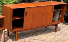 "Load image into Gallery viewer, REFINISHED Danish MCM  Teak Buffet Sideboard 60"" - Mid Century Modern Toronto"